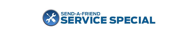 Send-A-Friend Service Special