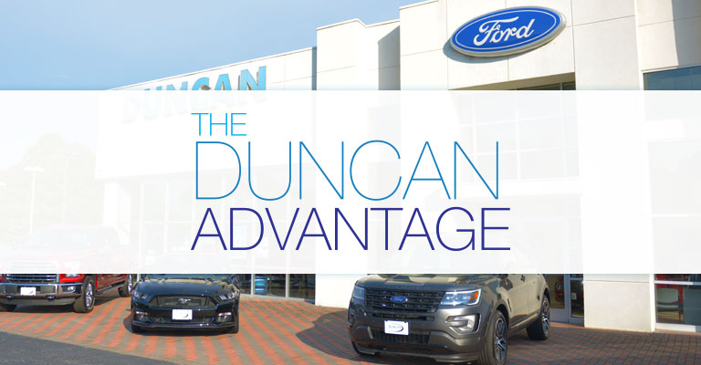 The Duncan Advantage