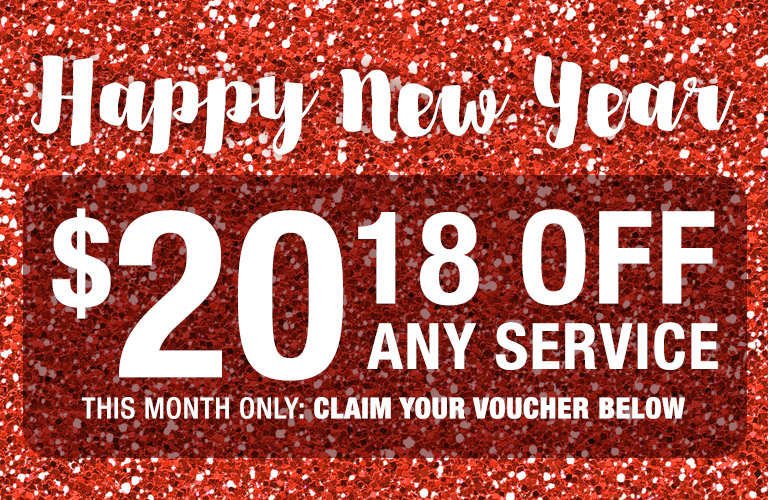 This Month Only: $20.18 Off Any Service