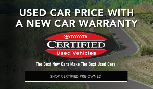Certified Pre-owned: Shop Now