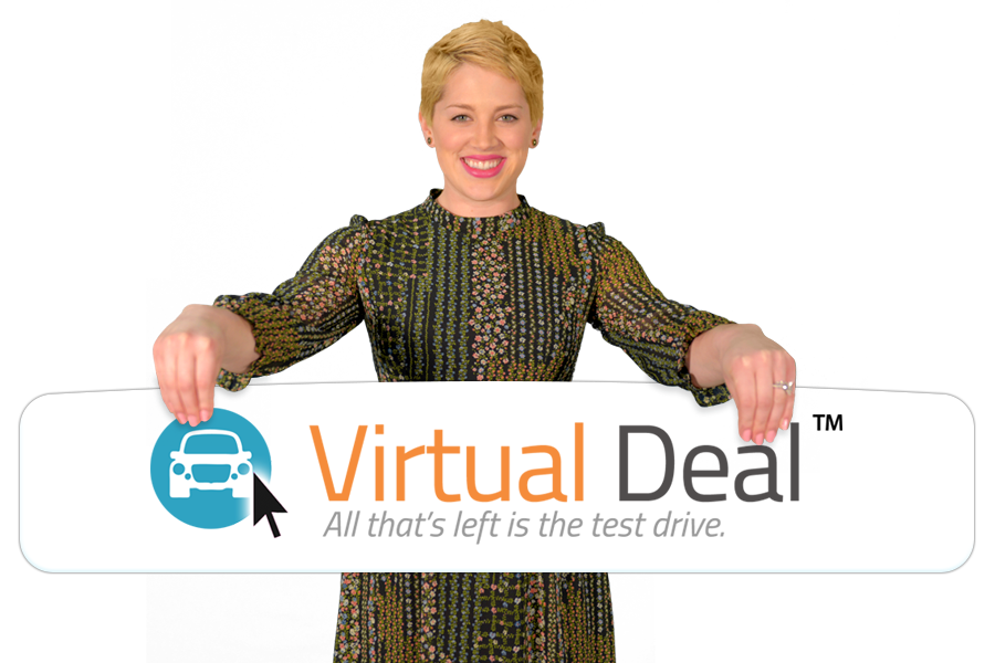 Virtual Deal: All That's Left is the Test Drive