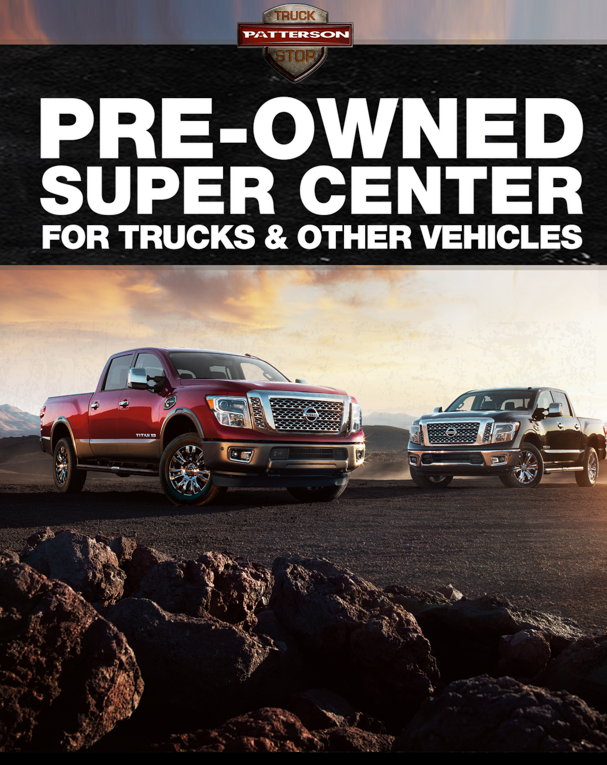 Pre-Owned Super Center