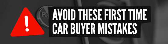 Explanation point inside red triangle – Avoid these first time car buyer mistakes