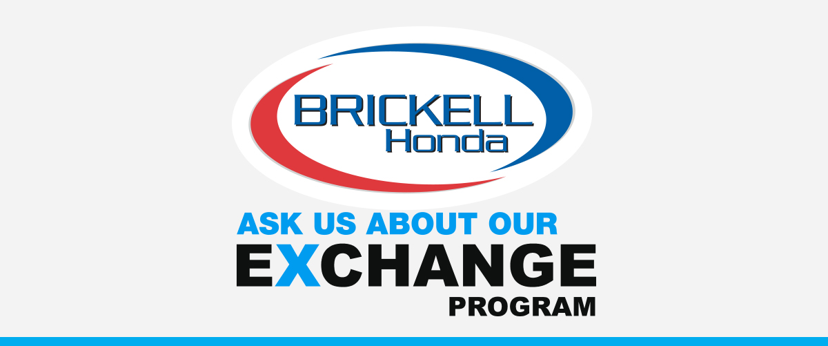 Dealer logo, ASK US ABOUT OUR EXCHANGE PROGRAM