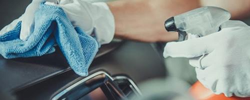 Sanitize Car