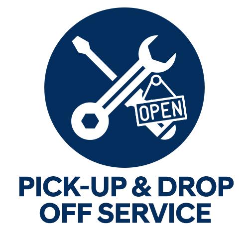Pick-Up & Drop Off Service