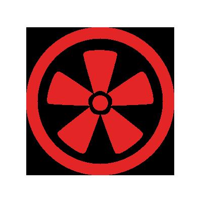 Nitrogen Fill Icon