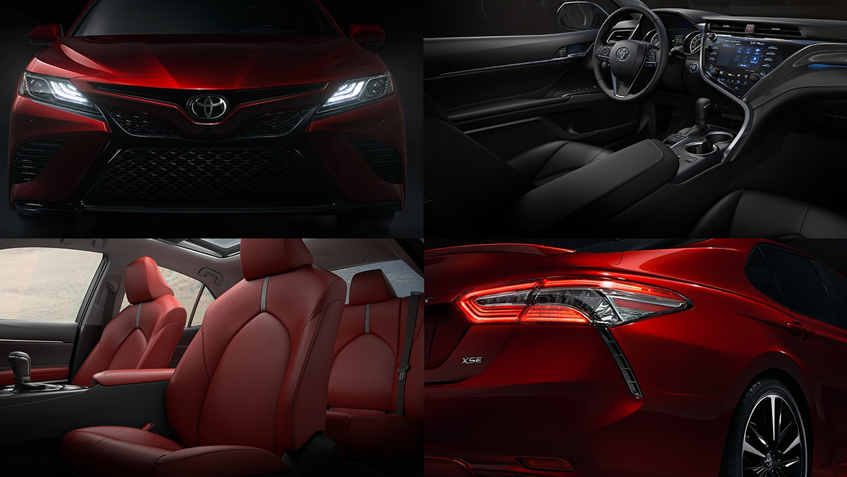 Coming Soon: 2018 Toyota Camry | Toyota of Easley