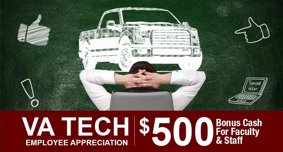 VA Tech Employee Appreciation