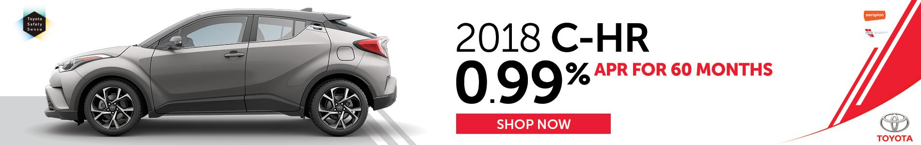 Shop 2018 C-HR