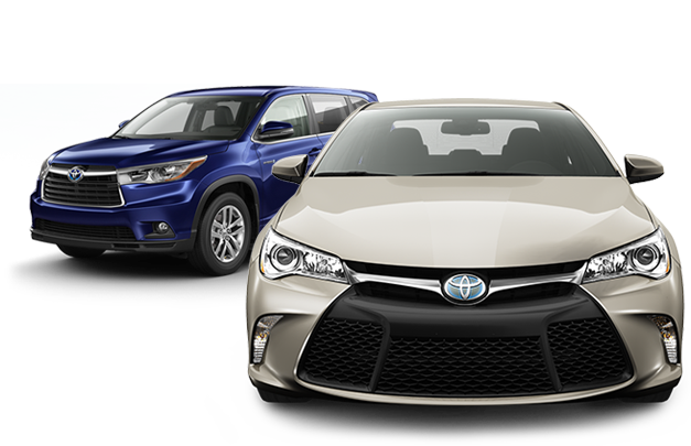 Award-Winning Lineup of Hybrids