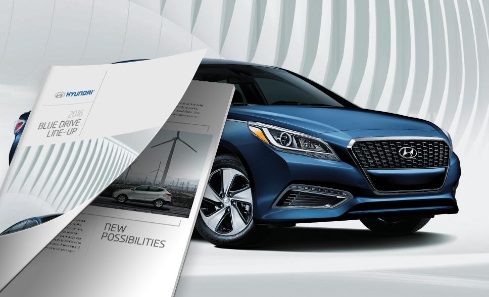 2016 Sonata Hybrid Brochure