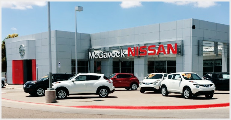 Mcgavock Nissan Of Amarillo Is A Amarillo Nissan Dealer And A New