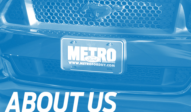 About Metro Ford