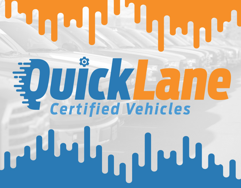 Quicklane Certified Vehicles