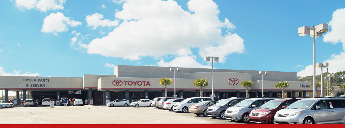 Attractive Panama City Toyota