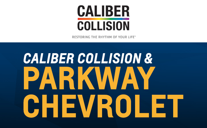 Caliber Collision Parkway Chevrolet