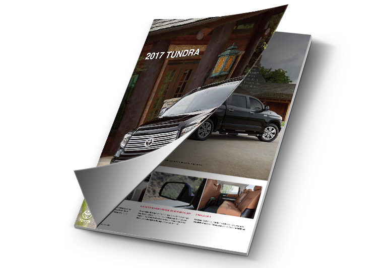 2017 toyota tundra brochure 1 toyota of easley. Black Bedroom Furniture Sets. Home Design Ideas