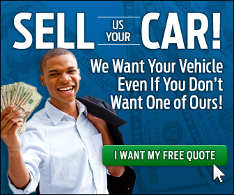 If you live around Massena, Sell us your car!