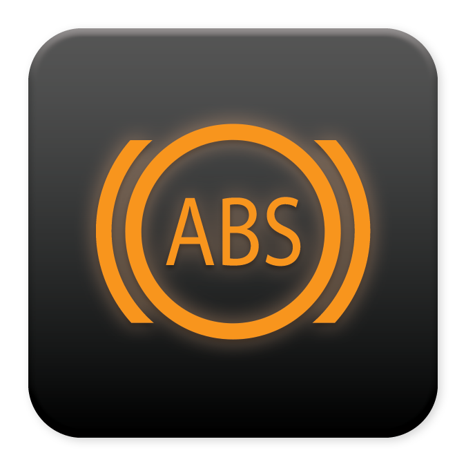 Anti-lock Brakes Warning light