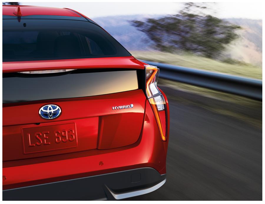 2016 Prius Hybrid Efficiency