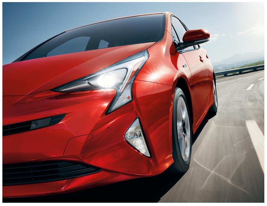 2016 Prius Designed to Perform