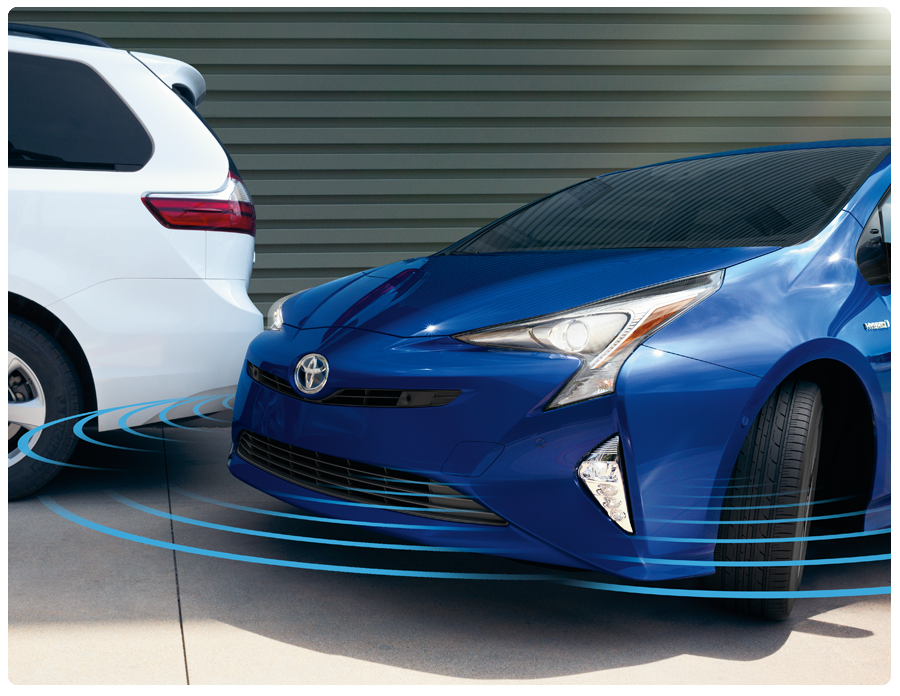 2016 Prius Safety Technology