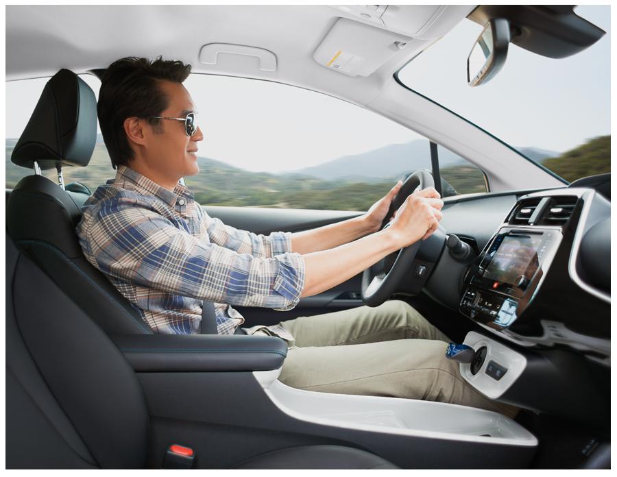 2016 Prius Convenient Technology