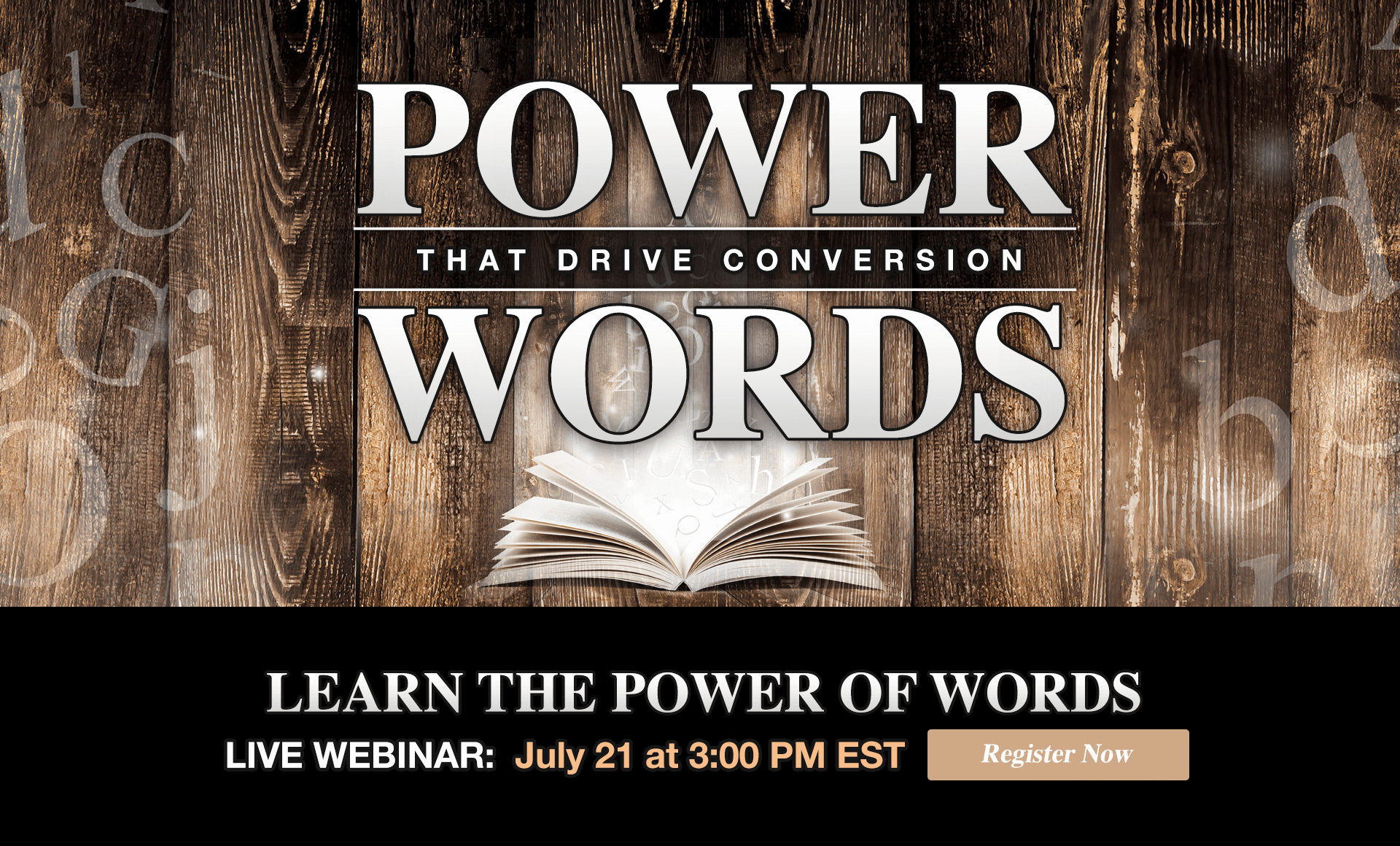 Power Words That Drive Conversion