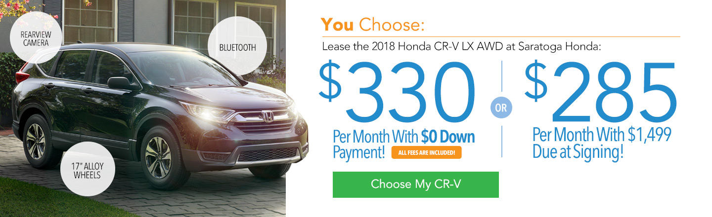 Honda Deals U0026 Lease Offers In Saratoga Springs Near Albany And Troy, NY