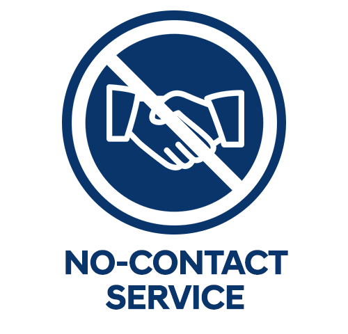 No-Contact Service