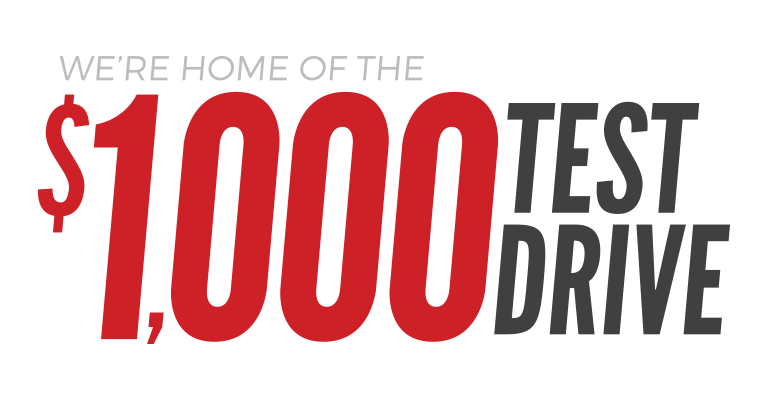 $1,000 Test Drive At Toyota of Easley