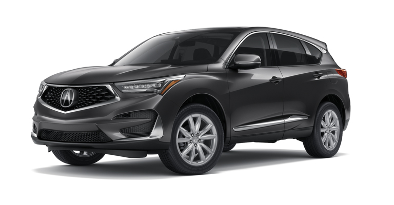 The 2019 Acura RDX