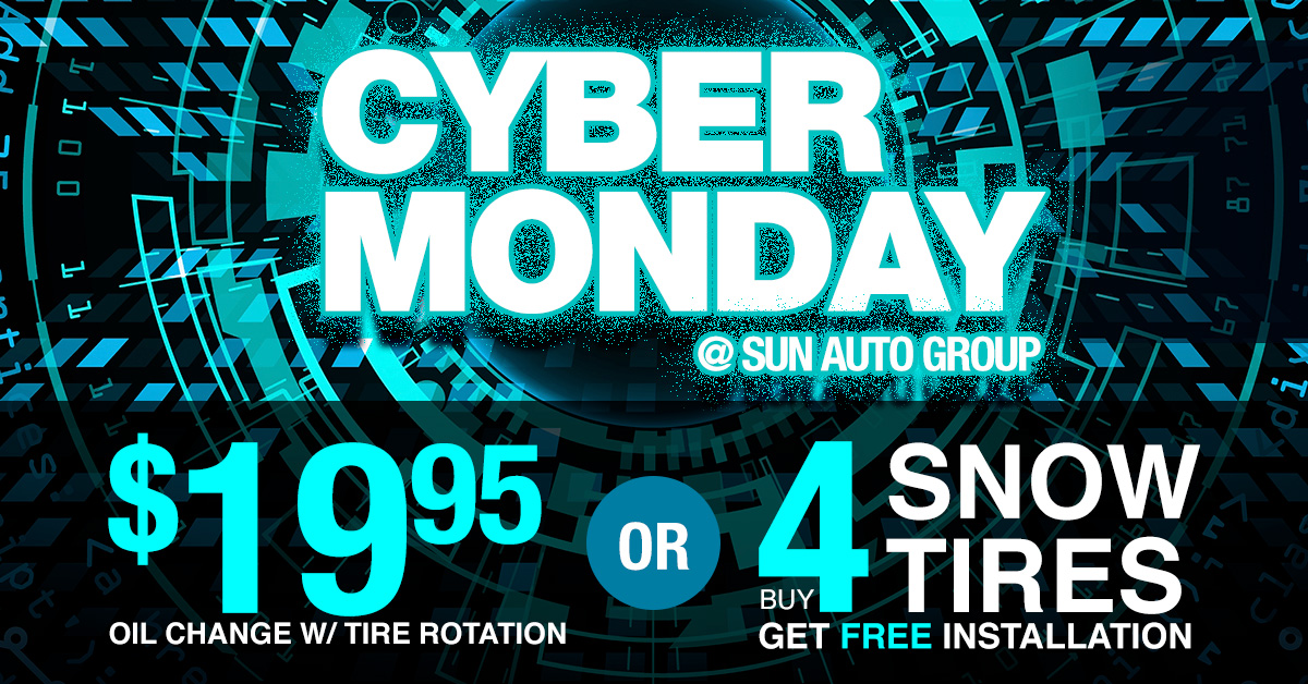 Cyber Monday Used Car King
