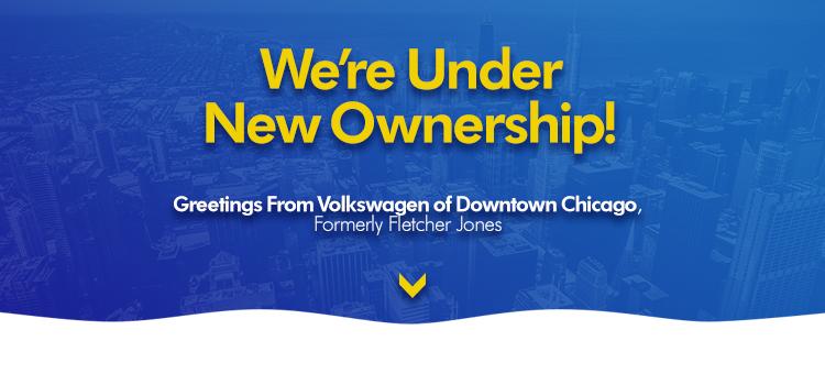 we 39 re under new ownership volkswagen of downtown chicago. Black Bedroom Furniture Sets. Home Design Ideas